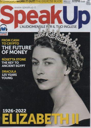Abbonamento rivista speak up