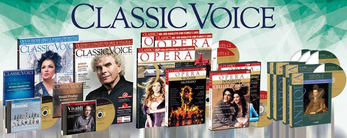 Abbonamento classic voice