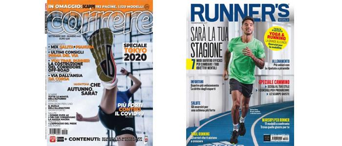 Abbonamento runners e correre
