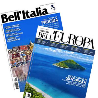 Abbonamenti Bell'Italia e Bell'Europa