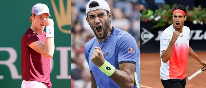 Migliori tennisti italiani
