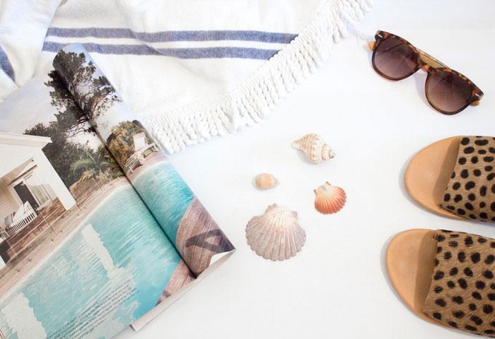 Le migliori riviste femminili da leggere sotto l'ombrellone