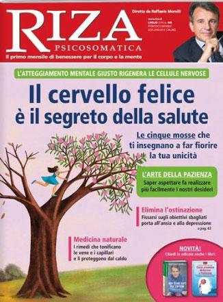 Riza Psicosomatica Il Mensile Italiano Di Psicologia