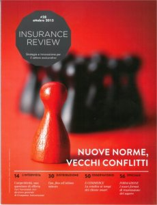 News rivista INSURANCE REVIEW