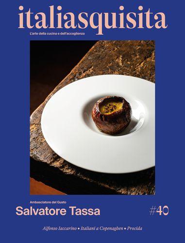 Abbonamento alla rivista cartacea italia squisita miabbono - Alta cucina ricette segrete dei grandi ristoranti d italia ...