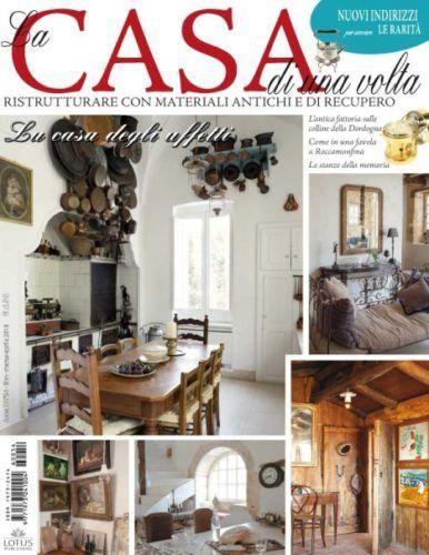Abbonamento alla rivista cartacea la casa di una volta - Cose di casa abbonamento ...