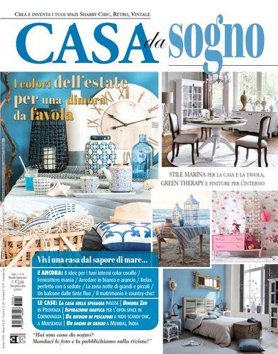 Abbonamento alla rivista cartacea casa da sogno miabbono for Area clienti 3 servizi in abbonamento
