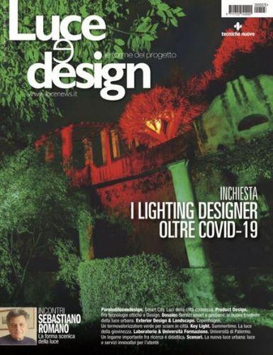 Abbonamento alla rivista digitale online luce e design for Riviste design