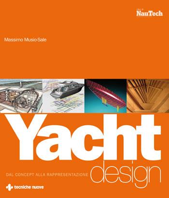 Yacht design dal concept alla rappresentazione for Riviste design casa