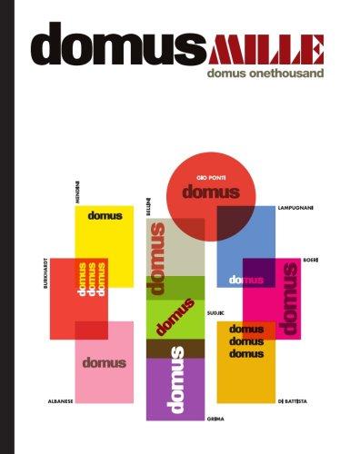 Libro domus 1000 online miabbono - Abbonamento cose di casa ...