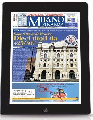4ed23a79ea Abbonamento alla rivista digitale online Mf/milano finanza digital ...