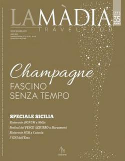 Scheda rivista LA MADIA TRAVELFOOD - JUNIOR