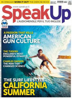 Scheda rivista SPEAK UP