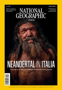 Scheda rivista NATIONAL GEOGRAPHIC   - IN ITALIANO