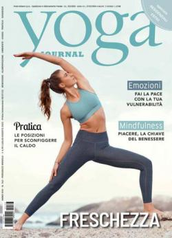 Scheda rivista YOGA JOURNAL