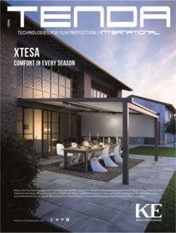 Scheda rivista TENDA INTERNATIONAL