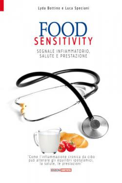 Scheda libro FOOD SENSITIVITY