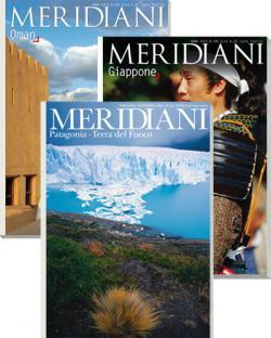 Scheda libro MERIDIANI PATAGONIA, OMAN, GIAPPONE