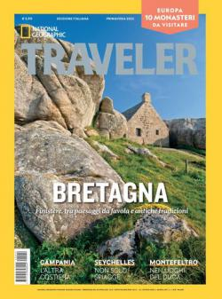 Scheda rivista NATIONAL GEOGRAPHIC TRAVELER