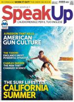 Anteprima rivista SPEAK UP