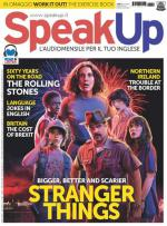 Abbonamento rivista SPEAK UP