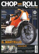 Anteprima rivista CHOP AND ROLL