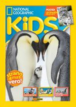 Anteprima rivista NATIONAL GEOGRAPHIC KIDS