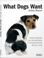 Anteprima libro WHAT DOGS WANT