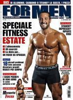 Abbonamento rivista FOR MEN MAGAZINE