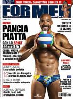 Anteprima rivista FOR MEN MAGAZINE