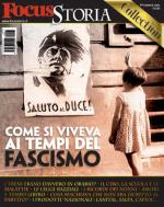Anteprima rivista FOCUS STORIA COLLECTION FASCISMO