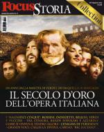 Anteprima rivista FOCUS STORIA COLLECTION LIRICA