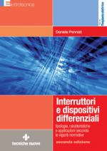 Anteprima libro INTERRUTTORI E DISPOSITIVI DIFFERENZIALI